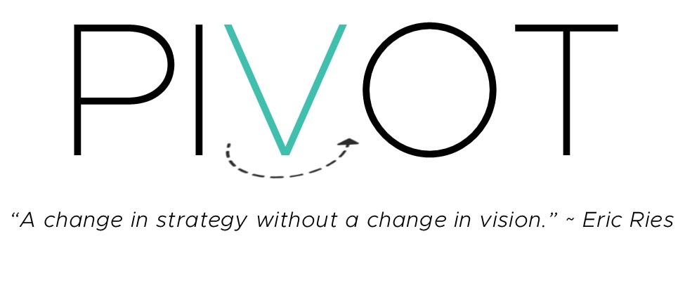 Pivot – The Word of The Week   Shepherds Advantage Inc